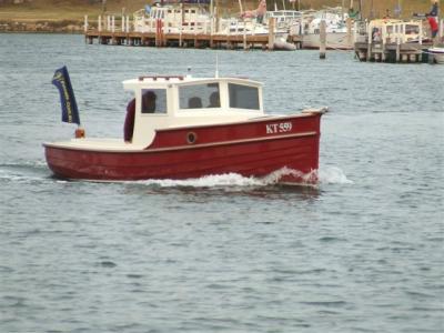 Frecheville Heaney Boatbuilders